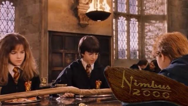 Hoje faz 30 anos que Minerva McGonagall presenteou Harry Potter com a Nimbus 2000