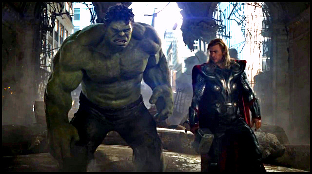 HULK Will Be In THOR: RAGNAROK