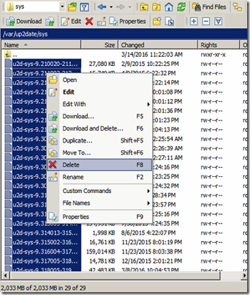 Resolving 'Root Partition Is Filling Up' Issue on Sophos UTM