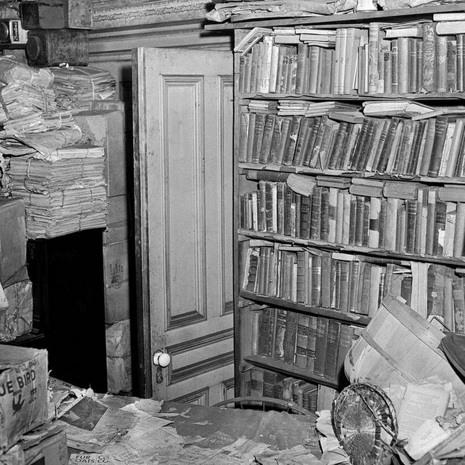 The Collyer Brothers: History's Worst Hoarders