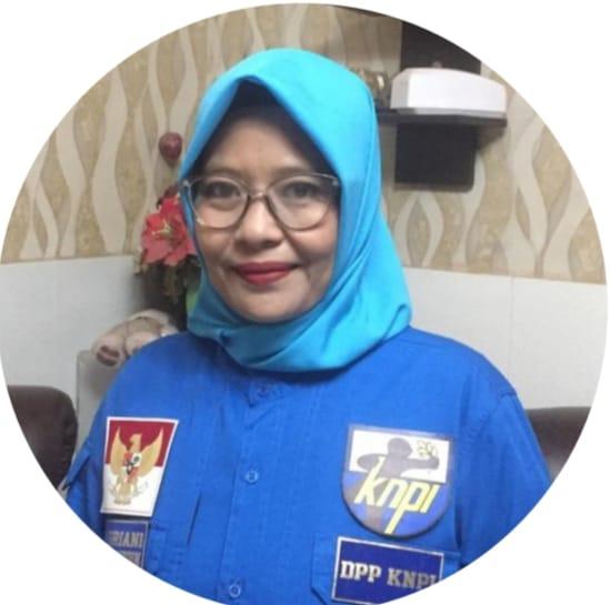 Pengurus DPP KNPI Sulsel Asriani Amiruddin : Pemuda di Butuhkan Dalam Mewujudkan Pilkada Damai