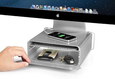 HiRise, el soporte ajustable en altura más elegante para tu iMac o LED Cinema Display