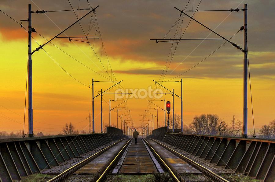 by Miro Cindrić - Travel Locations Railway