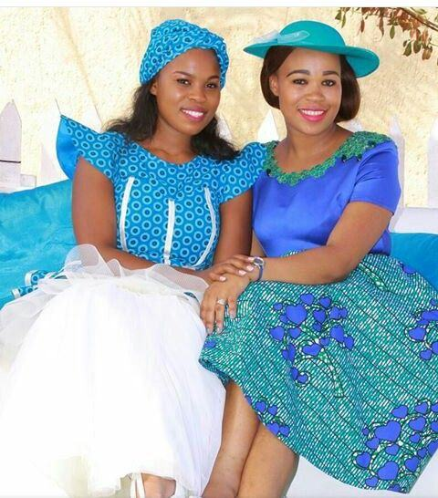 South African Traditional Wedding Attire 2017