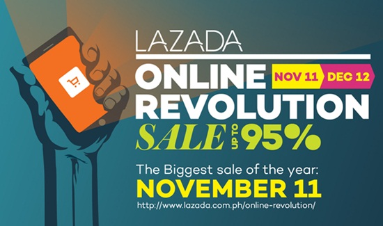 online shopping, online Christmas sale, announcement