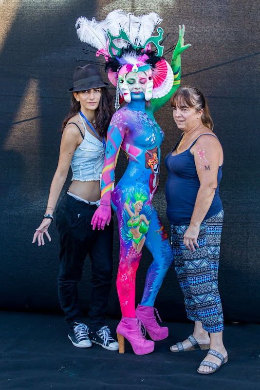 IMG_5057 Color Sea Festival Bodypainting 2018