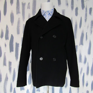 Prada Wool Pea Coat