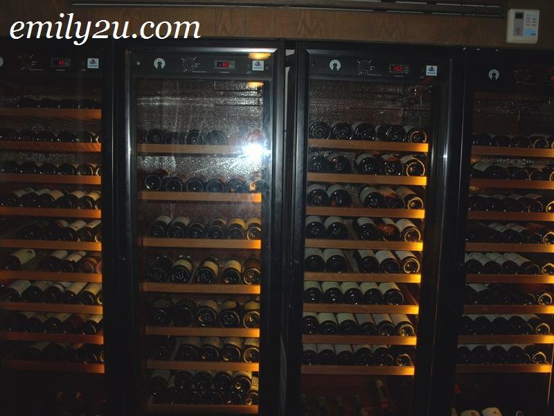 Jeff's Cellar Banjaran