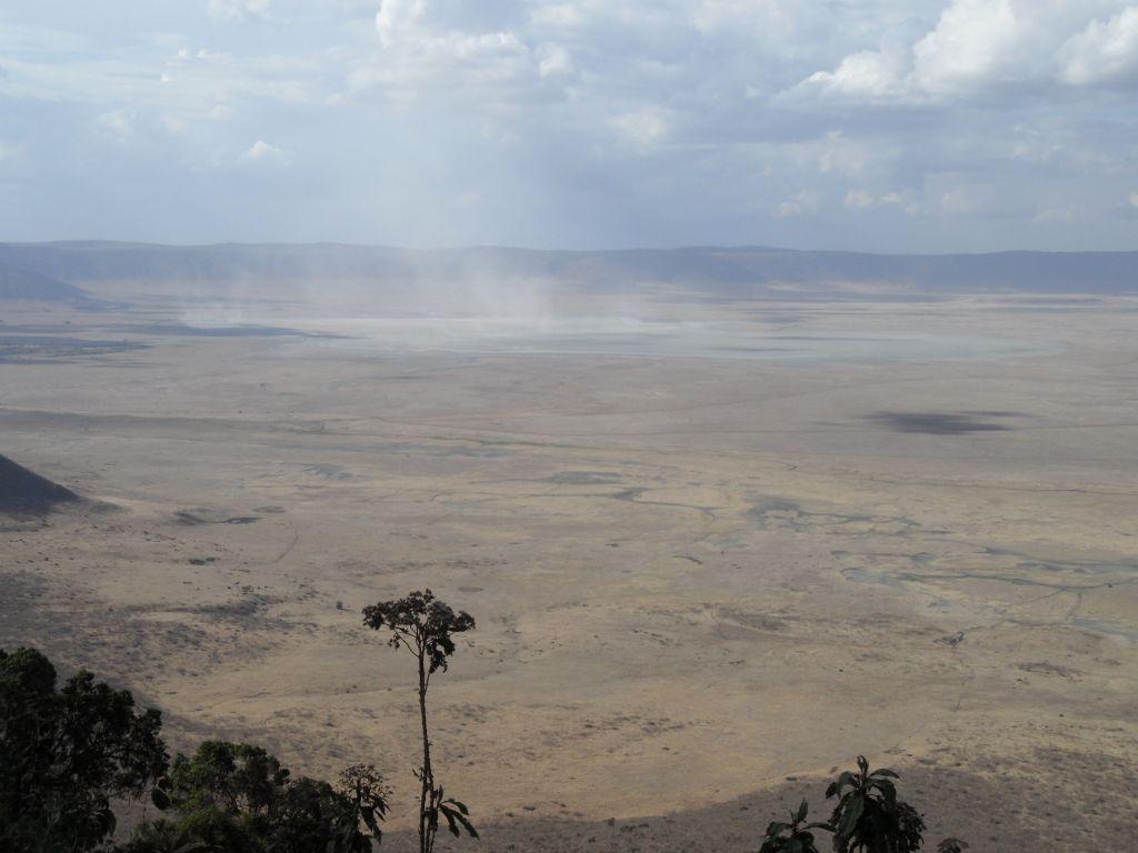 Krater Duvarından Ngorongoro