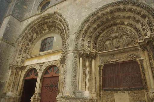 Collégiale Saint-Lazare d'Avallon