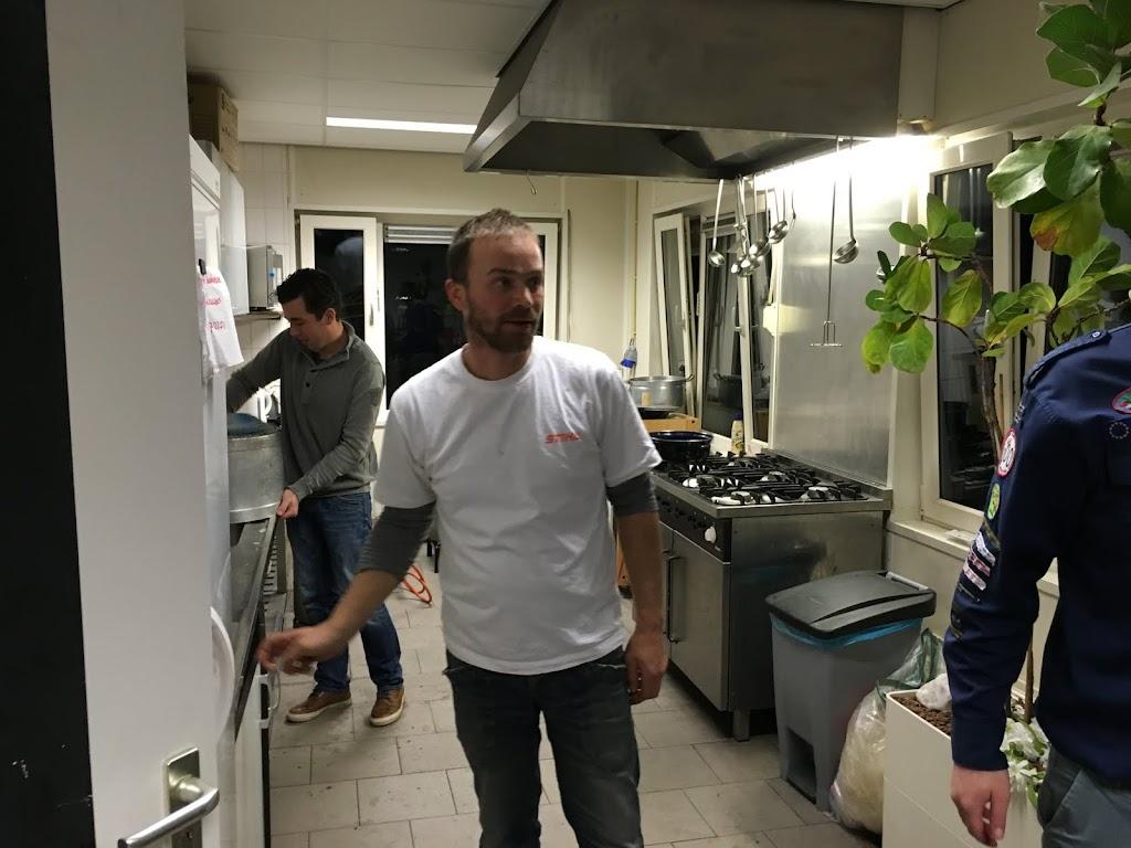 Marcel doet de zuurkool
