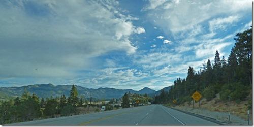 I-80, California Sierras
