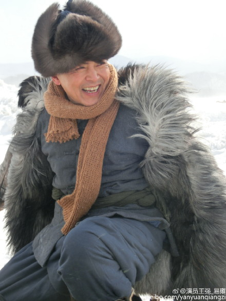 Wang Qiang  China Actor