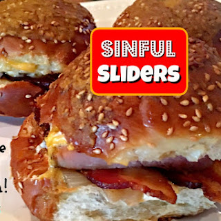 Sinful Sliders Recipe