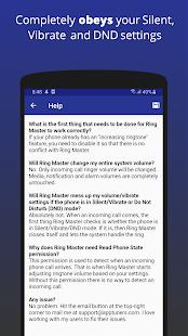 Ring Master - Increasing Ringtone Volume for PC-Windows 7,8,10 and Mac apk screenshot 4