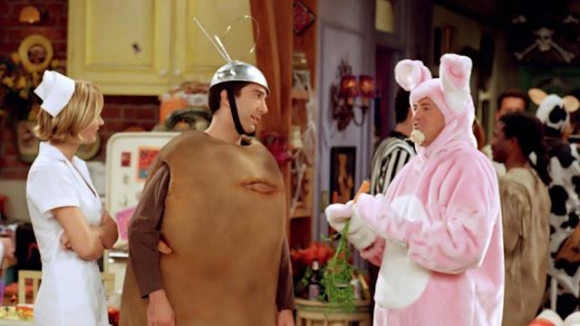 Friends: Episódios especiais de Halloween