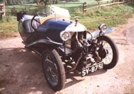 Morgan Aero 1926