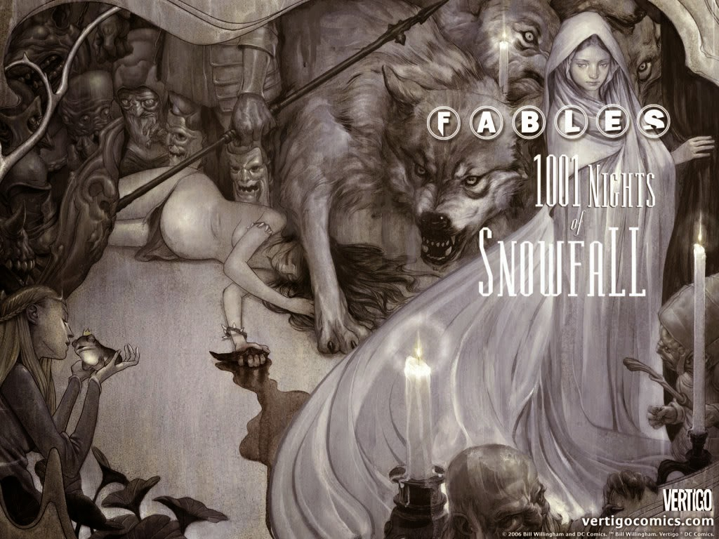 fables-comic-reseña-review-juego-wolf-among-us-