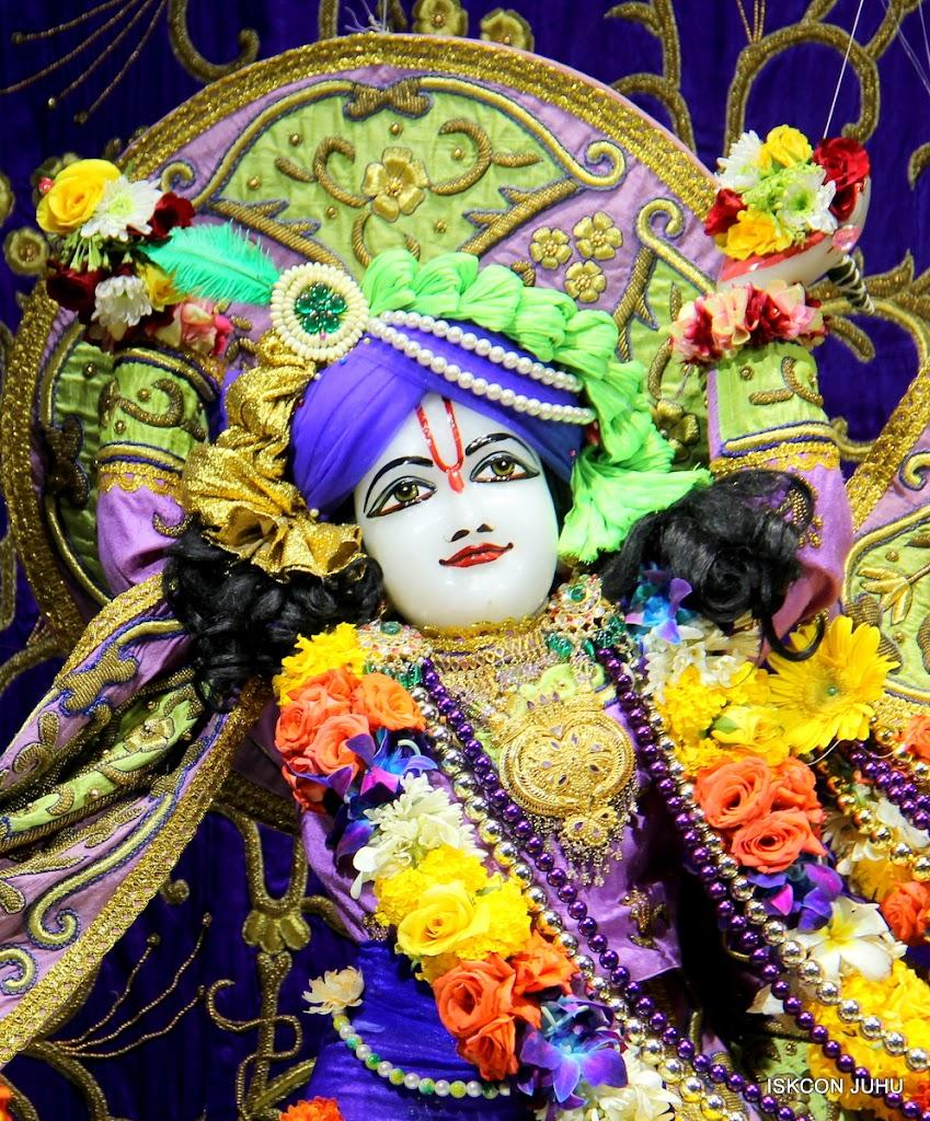 ISKCON Juhu Sringar Deity Darshan 11 Jan 2016  (25)