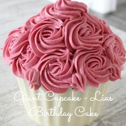 Lias Birthday Cake
