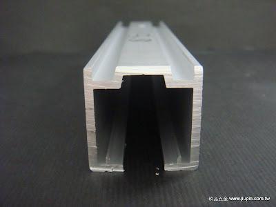 裝潢五金 品名:DS60-緩衝拉門吊軌 規格:寬32m/m*高31m/m 載重:60KG 顏色:鋁色 玖品五金