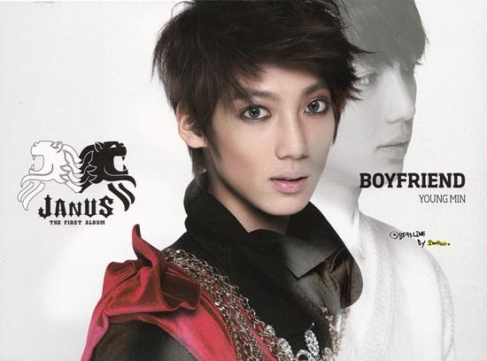 【BoyFriend】韓文正規一輯:Janus之專輯介紹 @ 쿄쿄 IN 獨享幸福的沙發室 :: 痞客邦