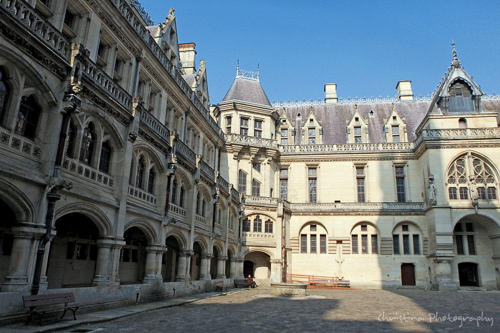 法國皮耶風城堡( Château de Pierrefonds)