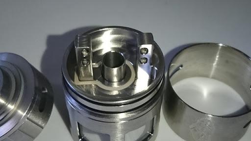 DSC 2262 thumb%25255B2%25255D - 【RTA/RDTA】「Sense Blazer Sub-R RTA」レビュー。クリアロとRDAとRDTAとRTAを全部一緒にしちゃったようなキメラなアトマイザー!【電子タバコ/爆煙】