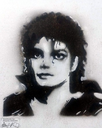 Canvas Michael Jackson 1a