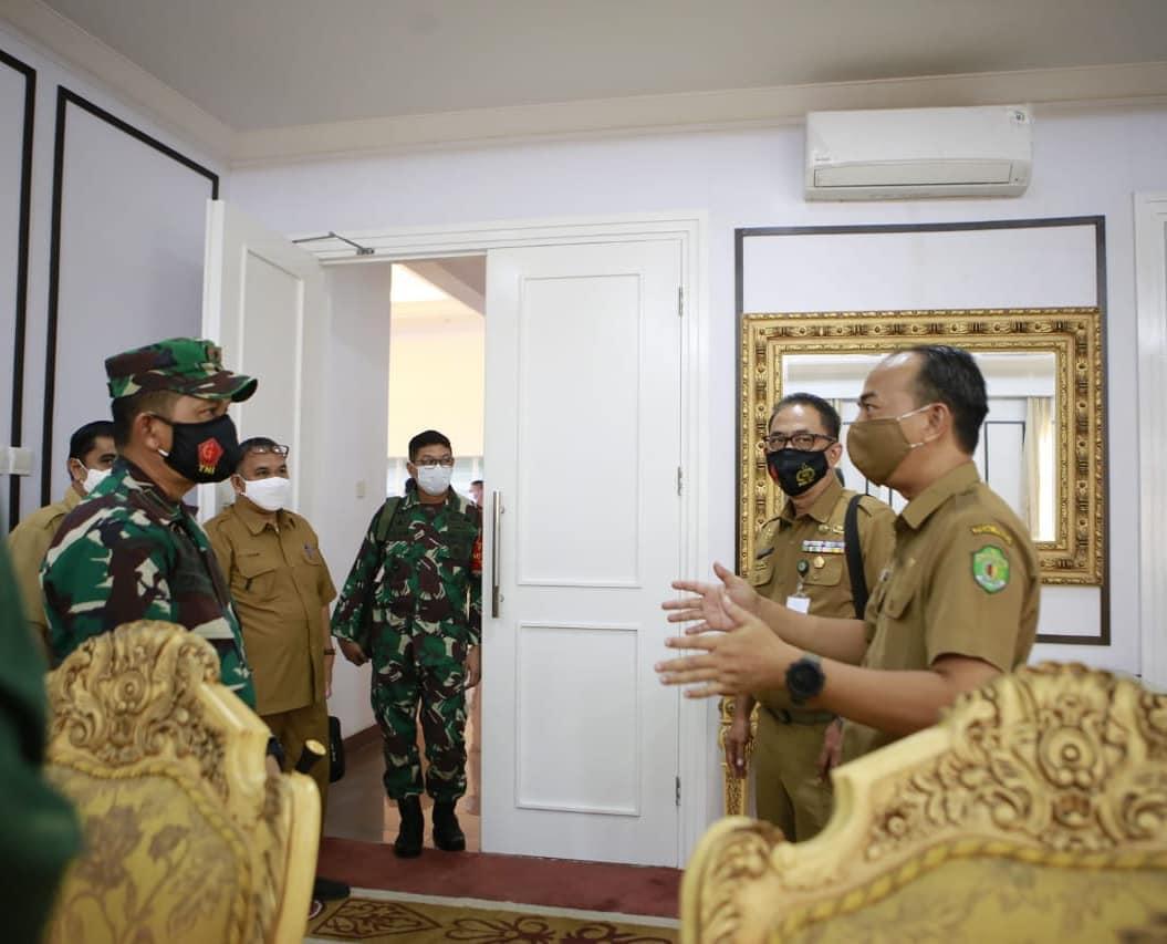 Wagub Kaltim Instruksikan 10 Kabupaten/Kota Harus Ada Mobil PCR
