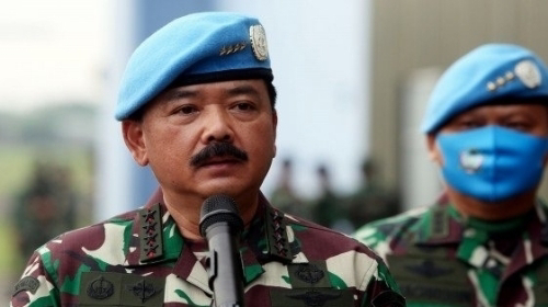 Pernyataan Panglima TNI Hadi Tjahjanto Bikin Kaget, Beber Ini...