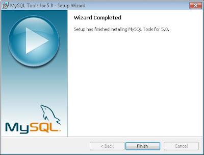 Crear base de datos MySQL con tablas para aplicación AjpdSoft Gestión Integral