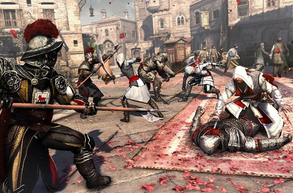 Assassin's Creed Brotherhood-SKIDROW PC Games Full Version Free Download