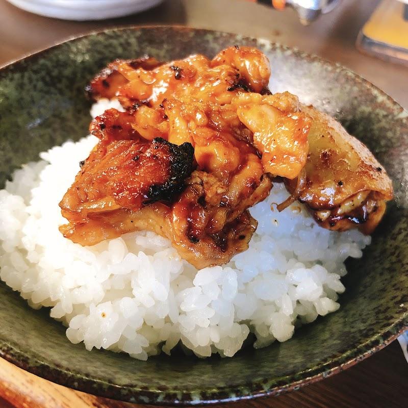 若鶏の味噌ダレ焼き丼