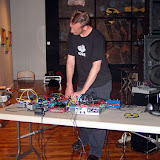 Xome at Chaos Cafe @ Worchester Artist Group - Jun 25, 2004