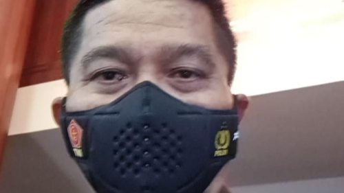 TNI dan Polri Berjibaku Masifkan Edukasi Prokes, Kapolda Pasang Spanduk, Danlantamal Gelar Vlog Contest 2021