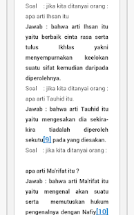 Kitab Masailul Muhtady- gambar mini screenshot