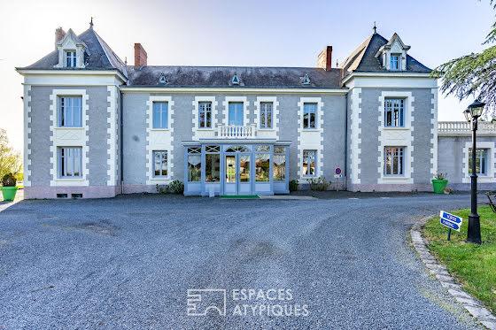 Vente hôtel particulier 20 pièces 550 m2