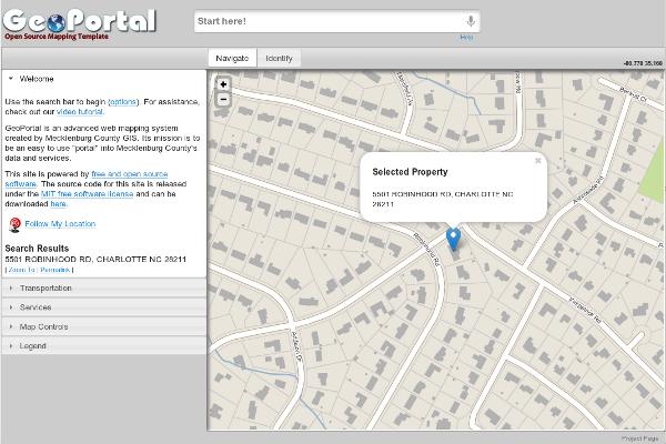 GeoPortal v2.4.0