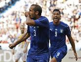 L'Italie élimine le double tenant du titre et file en quart de finale