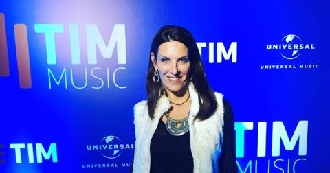 d354aaf55ad Marcia Boscardin  TIM MUSIC e UNIVERSAL MUSIC trazem famosos na festa de  lançamento em SP.