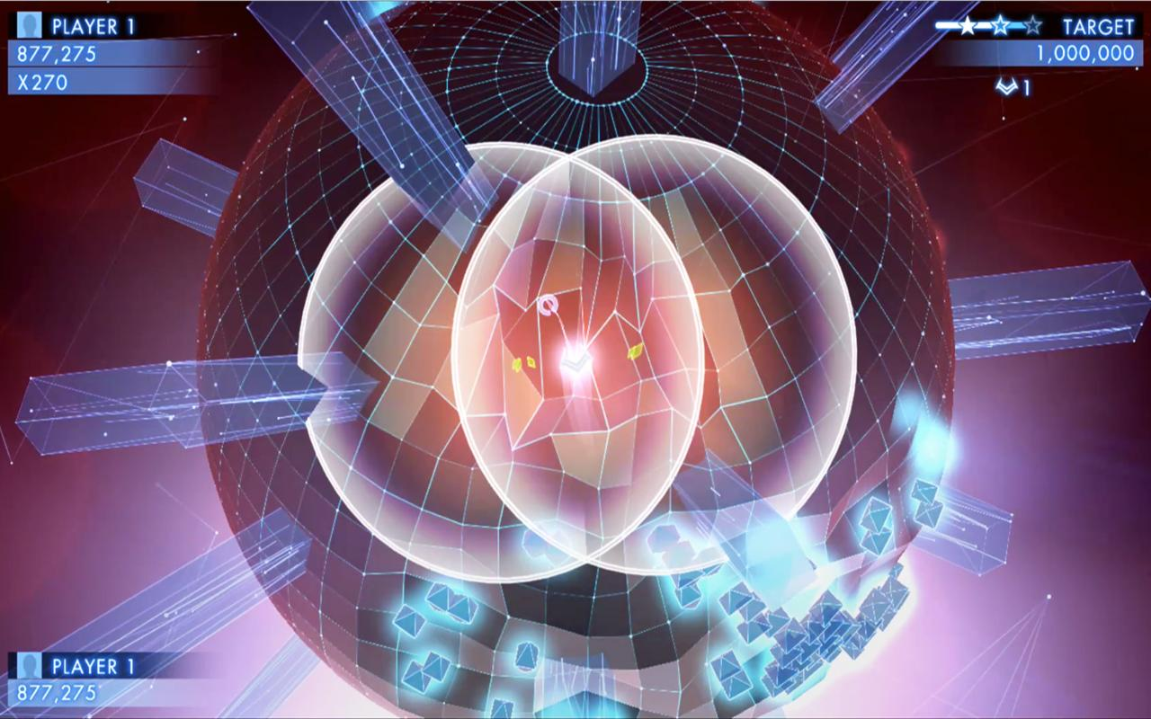 Geometry Wars 3: Dimensions- screenshot