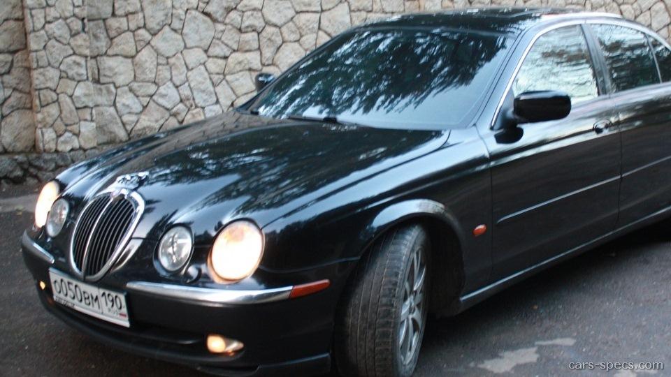 2002 jaguar s type sedan specifications pictures prices. Black Bedroom Furniture Sets. Home Design Ideas