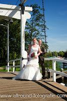 Bruidsreportage (Trouwfotograaf) - Foto van bruidspaar - 196