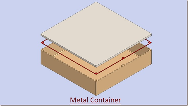 Metal Container
