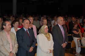 15 ANIVERSARIO del CCIV. Autoridades, Socios de Honor e invitados