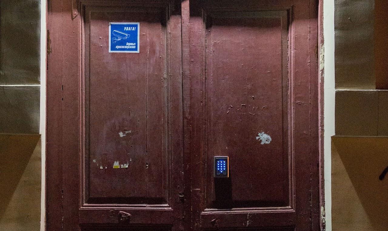 DSC_3798 В Одессе обнаружена таинственная дверь