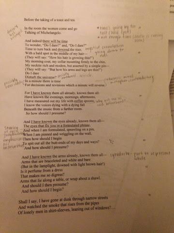 Prufrock Analysis Worksheet Worksheets For School - Toribeedesign