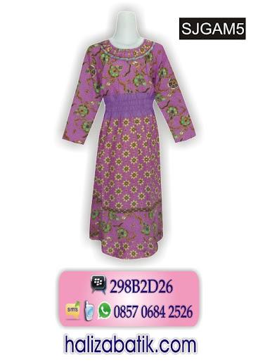 model baju batik anak anak, model gamis batik, busana batik