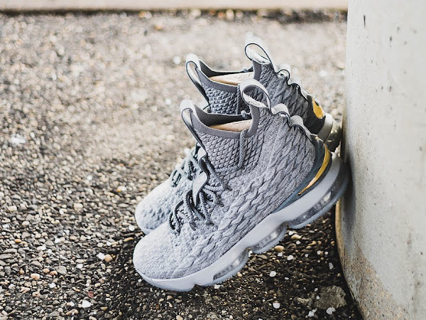 Another Stateside Release for LeBron 15 City Edition This Thursday